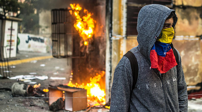 Chaos Descends On Venezuela… Europe and US Next?